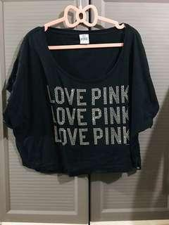 Victoria Secret Pink Crop top