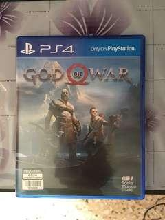 🚚 God of War PS4