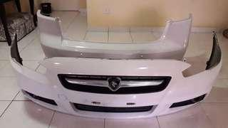 Bumper front and rear inspira 1.8