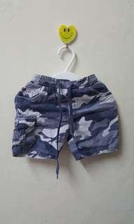 Boy Shorts 0-6mth
