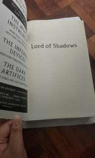 The Dark Artifices - Lord of Shadowd(Book 2)