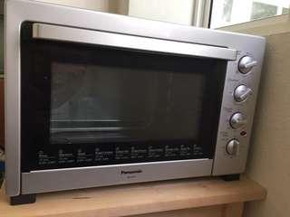 Panasonic oven(free trays)