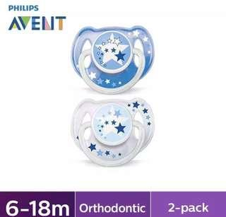 🚚 [Brand New] (6M-18M) Philips Avent Pacifier