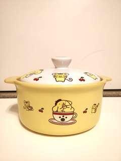 布甸狗砂鍋