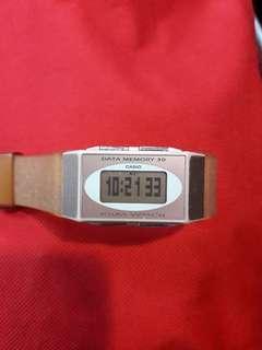 Casio多功能電子錶
