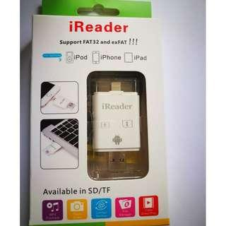 🚚 3 in 1 Card Reader