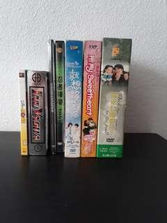 🚚 DVD/VCD movies and series