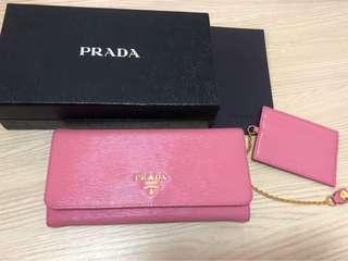 Prada Wallet 長銀包 long wallet