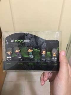 五月天 Mayday x HTC Q版手機耳機塞 耳機插 防塵塞