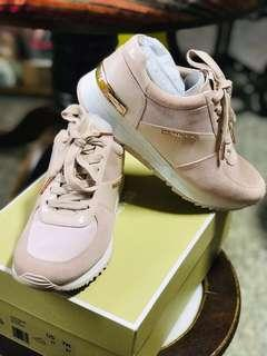 BN Authentic Michael Kors Allie Trainer Leather Sneaker