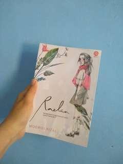 Novel Raelia - Momoe Rizal