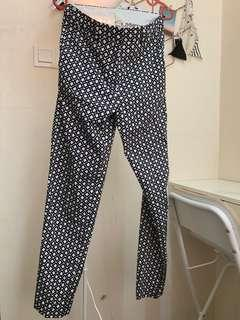 H&M Patterned Pants