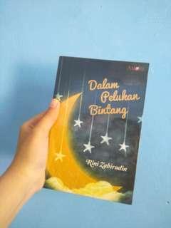 Novel Dalam Pelukan Bintang - Rini Zabirudin