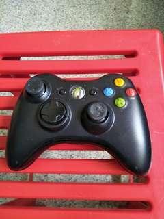 Spoilt Xbox 360 wireless controller