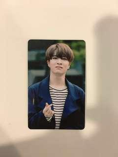 Got7 Youngjae Photocard