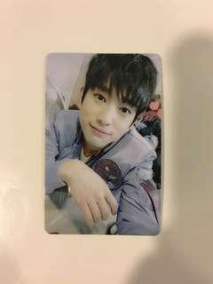 GOT7 Jinyoung Photocard