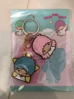 sanrio Little Twin Stars匙扣