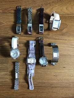 🚚 Assorted Guess watches