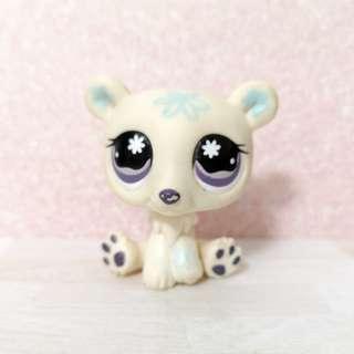 🚚 Littlest Pet Shop lps polar bear