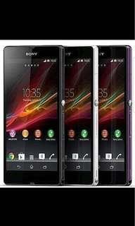 Sony C6603 Xperia Z , 4G LTE 黑色