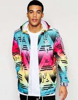Adidas Originals Itasca Windbreaker Jacket