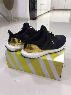 🚚 Adidas Ultraboost Gold