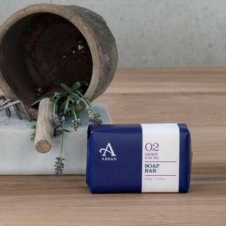 Arran Lavender & Tea Tree Soap Bar