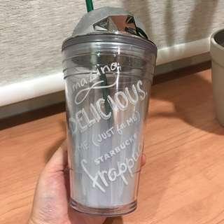 Starbucks Frappuccino Tumbler