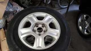 Wheels for Ford Escape 2004