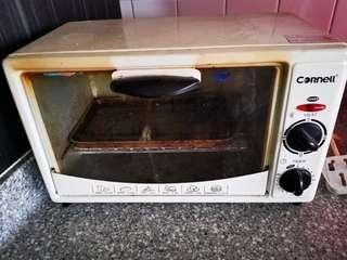 🚚 Cornell Oven