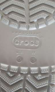 fb0c6827bf8df6 Authentic Crocs Scandals for sale (Brand New)
