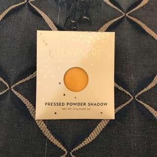 Colourpop pressed powder shadow single in Tiki 💕