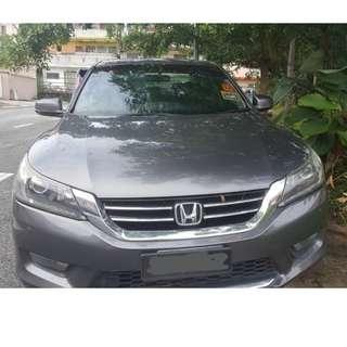Honda Accord 2014 for rental