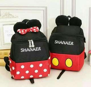 🚚 Kids/Teen Mickey Mouse Backpack