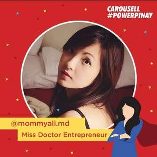 Thank you Carousell for the #PowerPinay feature!