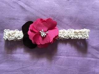 🚚 🆕👶🏻 Baby Girl's Hairband.