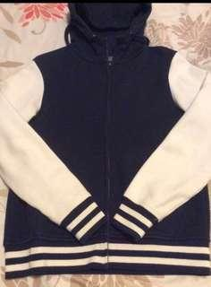 Giordano zip-up hoodie jacket #listagainwinbump