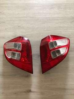 honda fit/jazz original tail light