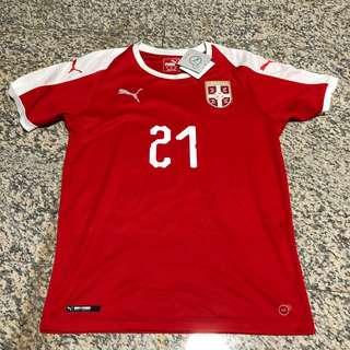 4277c082c Serbia FA World Cup 2018 Home Jersey