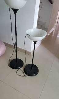 Standing lamp/light