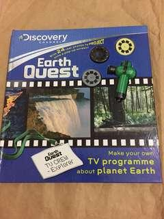 🚚 Discovery earth quest book