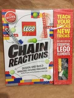 🚚 LEGO chain reactions book