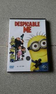 Dvd Despicable Me.