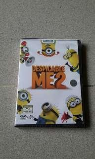 Dvd Despicable Me 2.
