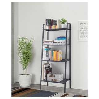 Brackets 60*35*148cm 4 Tiers Shelf Unit Bookshelf Bookcase Book Storage Rack Stand Home Office Display Storage Shelf White/black New We Take Customers As Our Gods
