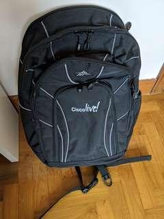 High Sierra academy backpack warranty by Samsonite