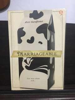 Novel Marriageable Riri Sardjono