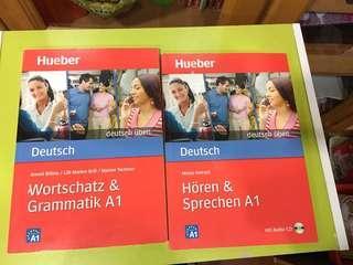 🚚 德文 A1 練習本