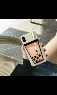 🚚 Po bubble tea phone case
