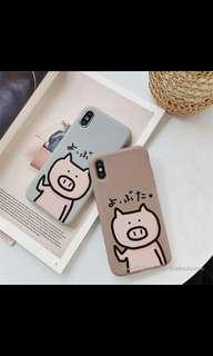 🚚 PO pig phone case